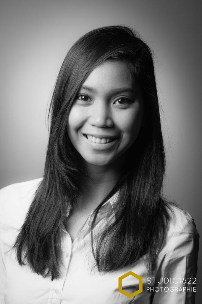 photographe spécialisé portraits noir et blanc pour professions libérales