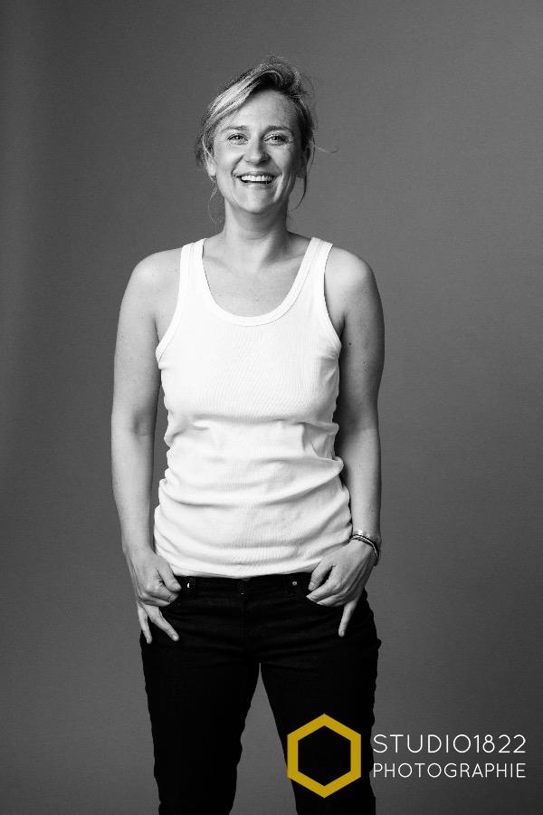 portrait féminin par photographe pro