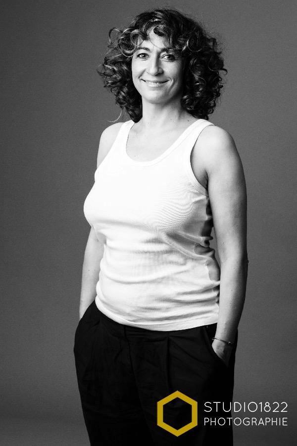 Photographe Lille photographie portrait d'une belle femme