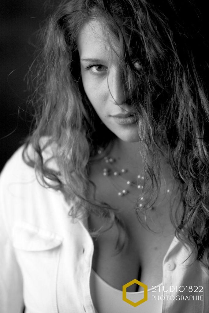 Photographe Lille portrait de femme par photographe professionnel nord et belgique