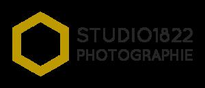 Photographe Lille logo studio1822