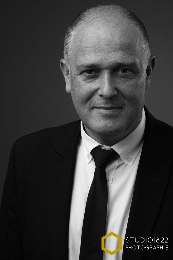 photographe portrait de chef d'entreprise
