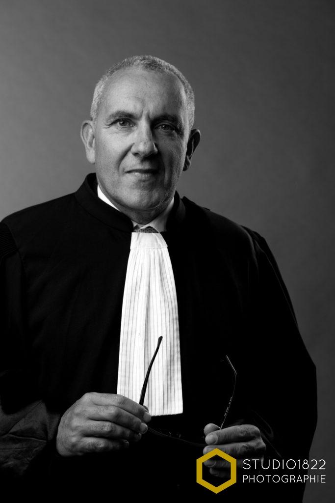 portrait profession libérale avocat