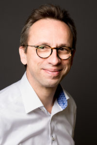 Portrait corporate dirigeant d'entreprise