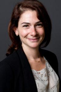 Portrait de femme en entreprise