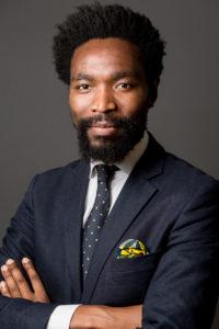 Portrait cadre dirigeant à l'international