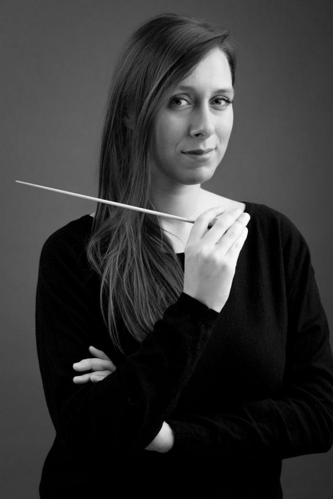 Photographe Lille Portrait de Musiciens Chef d'orchestre