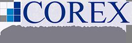 Logo de Corex