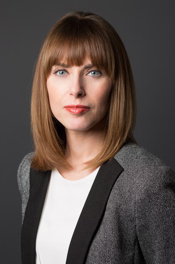 Portrait de femme en couleur