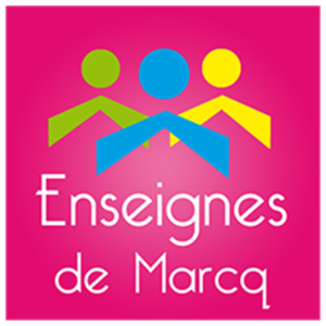 Logoe de Enseignes de Marcq
