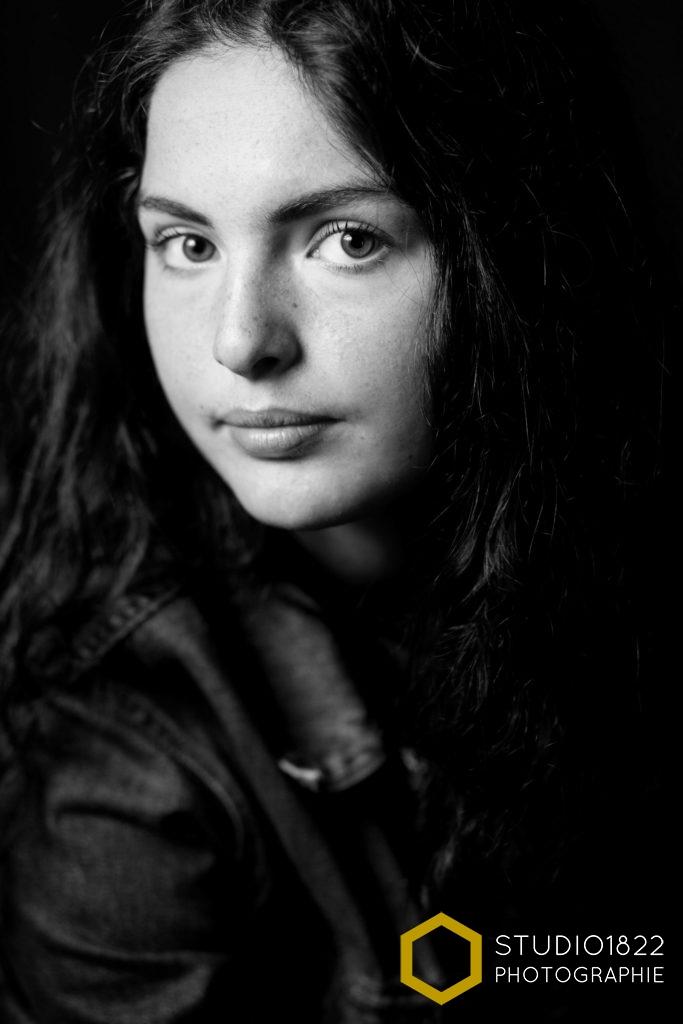 Portrait Aurore par Studio1822 photographe Lille