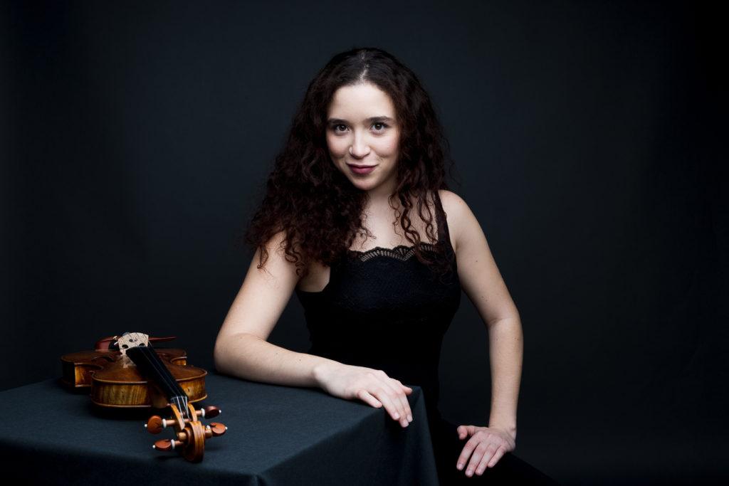 Photo violoniste Lille