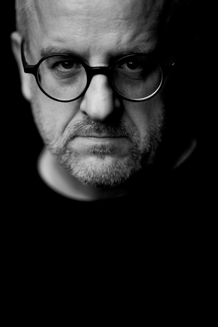 Photographe portraitiste noir et blanc à Lille