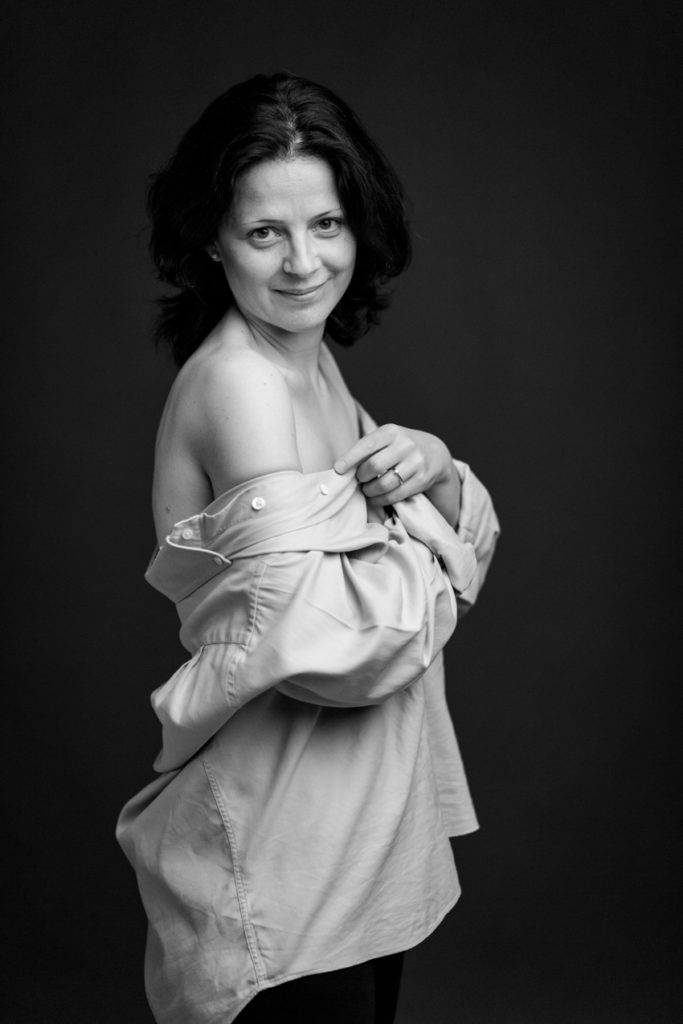 Portrait d'Emilie par Luc Camberlein, photographe - Studio 1822 à Lille